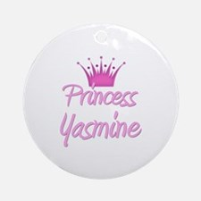 Princess Yasmine Ornament (Round)