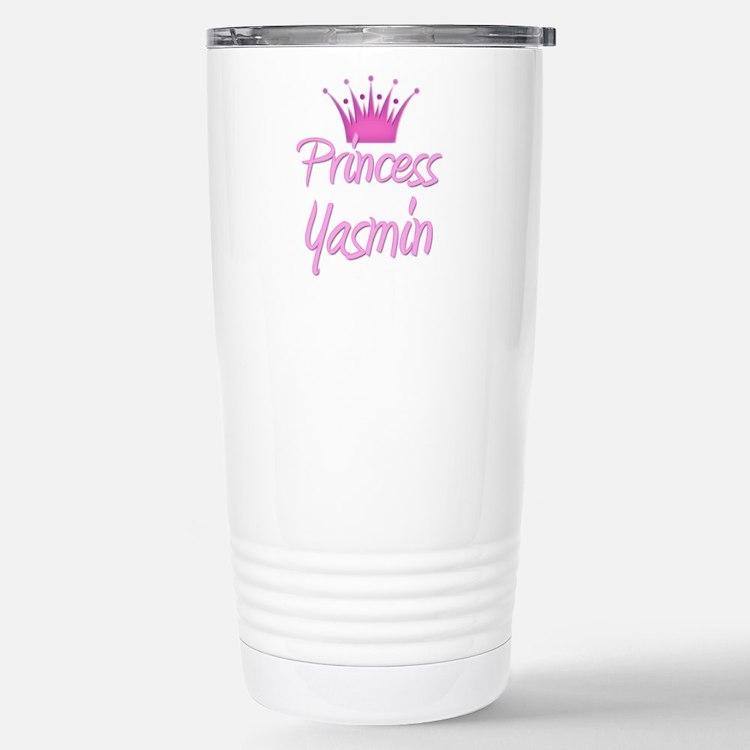 Princess Yasmin Travel Mug