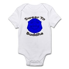Swear To Buddha Infant Bodysuit