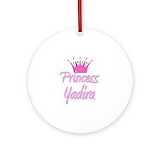 Princess Yadira Ornament (Round)