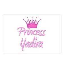 Princess Yadira Postcards (Package of 8)