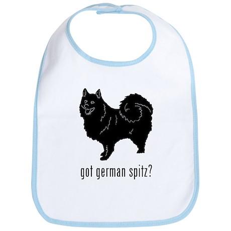 German Spitz Bib