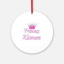 Princess Xiomara Ornament (Round)
