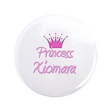 """Princess Xiomara 3.5"""" Button"""