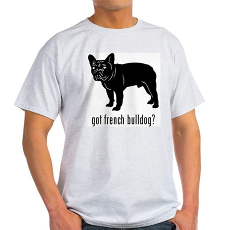 French Bulldog Light T-Shirt