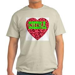 China Ash Grey T-Shirt