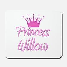 Princess Willow Mousepad