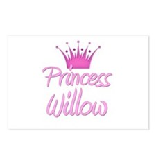 Princess Willow Postcards (Package of 8)