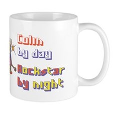 Colin - Rockstar by Night Mug