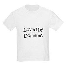 Cute Love domenic T-Shirt