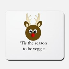 Holiday Veggie Mousepad