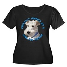 Proudly Owned Wire Fox Terrier T