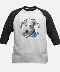 Proudly Owned Wire Fox Terrier Tee