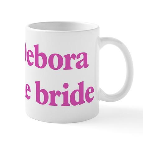 Debora the bride Mug
