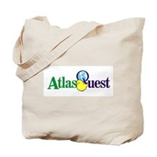 Atlas Quest Tote Bag