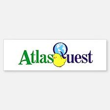 Atlas Quest Bumper Bumper Bumper Sticker