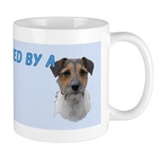 Proudly Owned Terrier Mug
