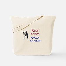 Kyle - Ninja by Night Tote Bag