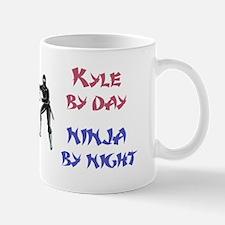 Kyle - Ninja by Night Mug