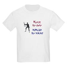 Kyle - Ninja by Night T-Shirt