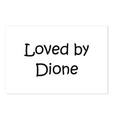 Unique Dion Postcards (Package of 8)
