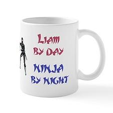 Liam - Ninja by Night Mug
