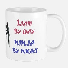 Liam - Ninja by Night Mug