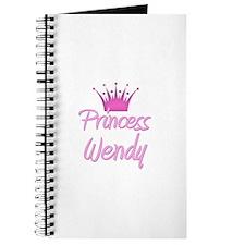 Princess Wendy Journal