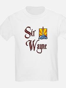 Sir Wayne T-Shirt