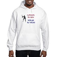 Carson - Ninja by Night Hoodie