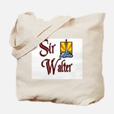 Sir Walter Tote Bag