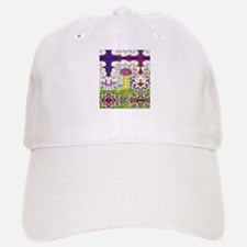 Psychedelic Pshrooms Baseball Baseball Cap