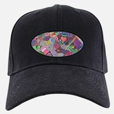 Psychedelic Pstatic Baseball Hat
