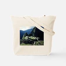 Cute Machu picchu Tote Bag