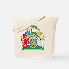 Berkshire Coat Of Arms Tote Bag