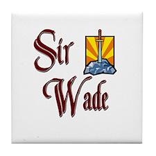 Sir Wade Tile Coaster