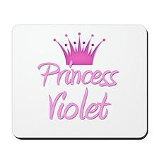 Princess Violet Mousepad