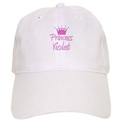 Princess Violet Baseball Cap