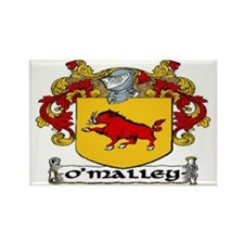 O'Malley Coat of Arms Magnets (10 pack)