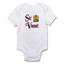 Sir Vincent Infant Bodysuit