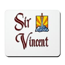 Sir Vincent Mousepad