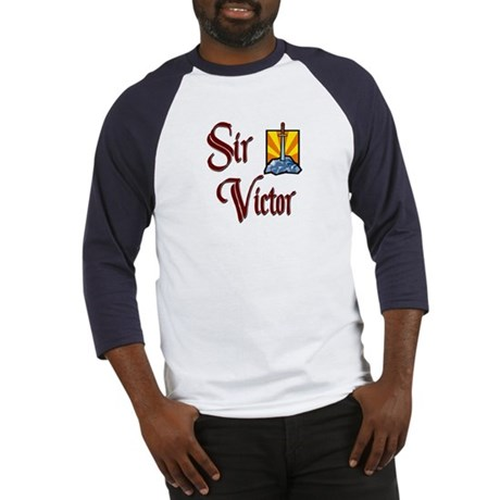 Sir Victor Baseball Jersey