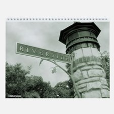 Riverside, Illinois Wall Calendar
