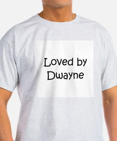 Cute Dwayne T-Shirt