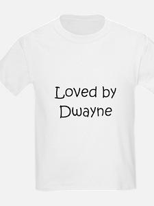 Cute Dwayne T-Shirt