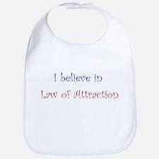Law of Attraction Bib