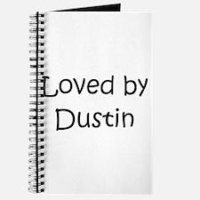 Cute Dustin Journal