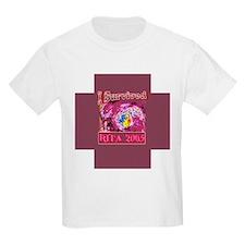 I Survived Hurricane Rita 200 Kids T-Shirt