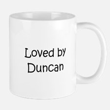 Unique Duncan Mug