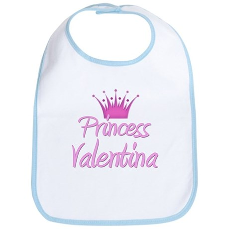 Princess Valentina Bib